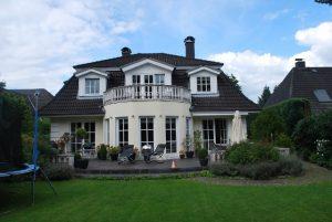 Einfamilienhaus in Hamburg-Sasel
