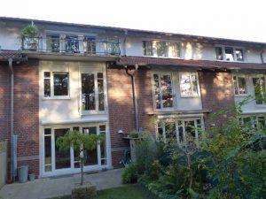 Reihenhaus in Hamburg-Blankenese