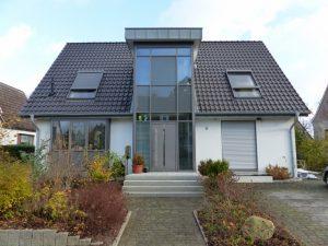 Einfamilienhaus an der Ostseeküste