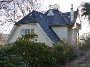 Villa in Hamburg-Rissen