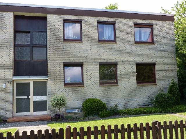 Eigentumswohnung in zentraler Lage in Itzehoe