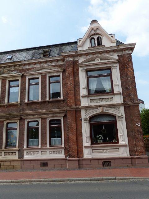 Verkauft! Mehrfamilienhaus mit 3 vermieteten Wohnungen in Wilster