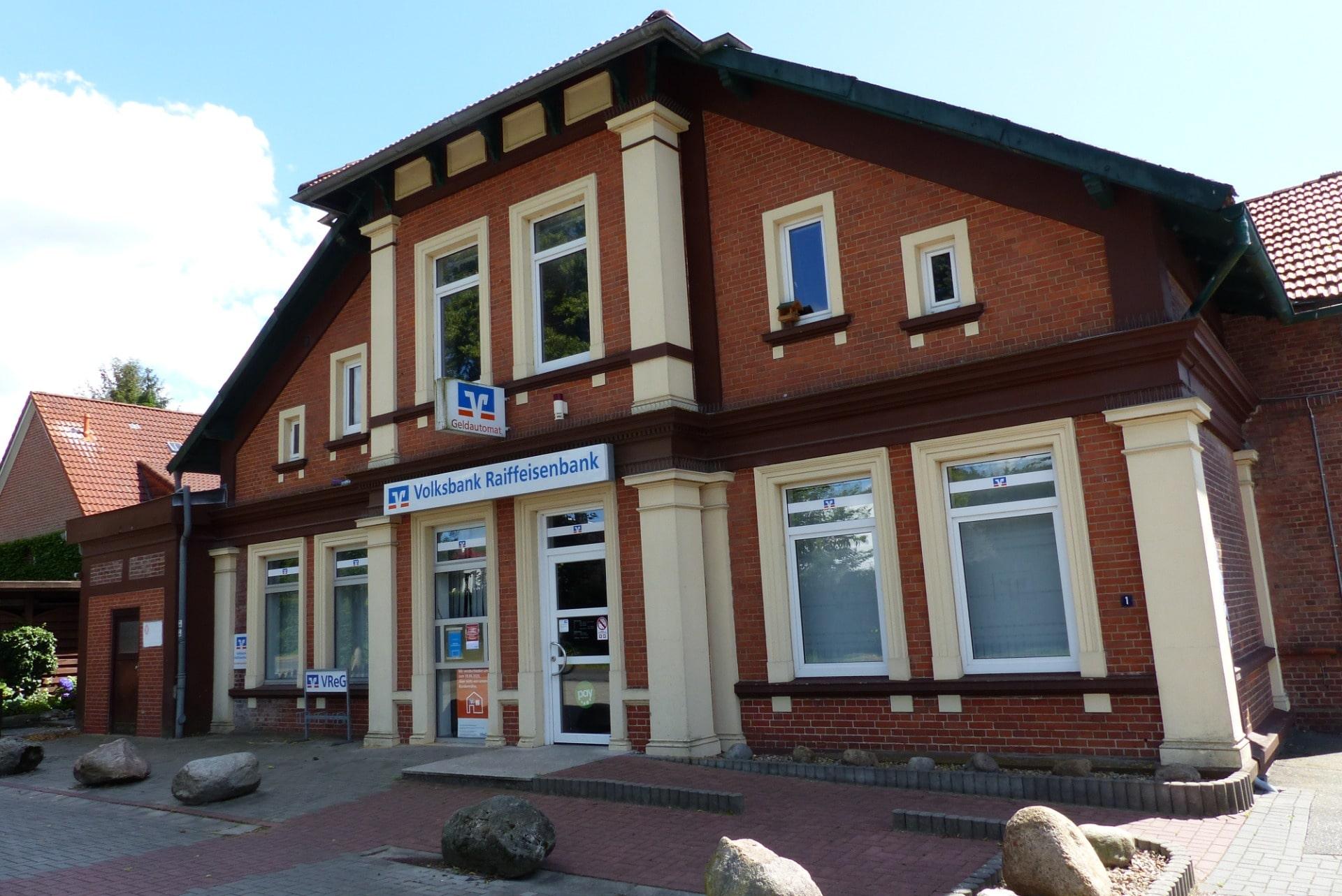 Die Volksbank in Oelixdorf