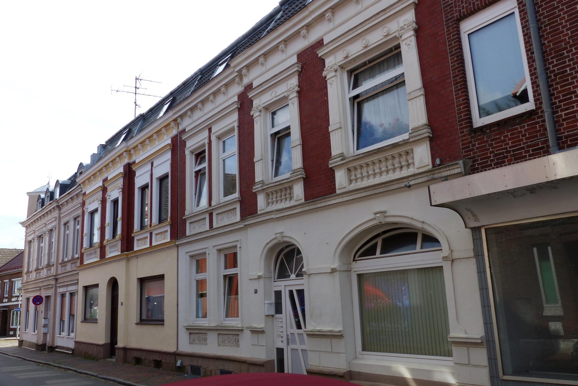 Ein Haus in Wilster